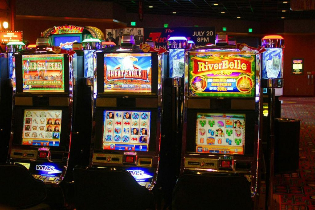 Wie Kann Man Bei Spielautomaten Gewinnen