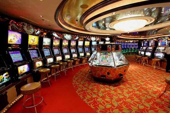 Online Slots bei Swiss Casinos
